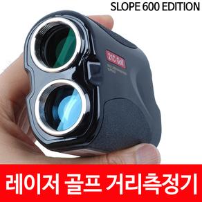 21C 레이저 골프 거리측정기 슬로프 600, SLOPE600 B 블랙